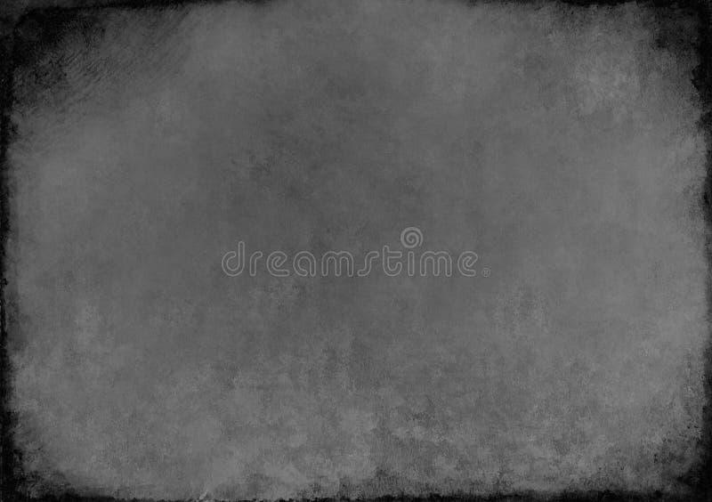 Conception texturis?e de papier peint de fond de gris photo libre de droits
