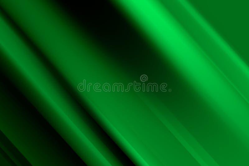 Conception verte de vecteur de fond d'abrégé sur tache floue, fond ombragé brouillé coloré, illustration vive de vecteur de coule illustration stock