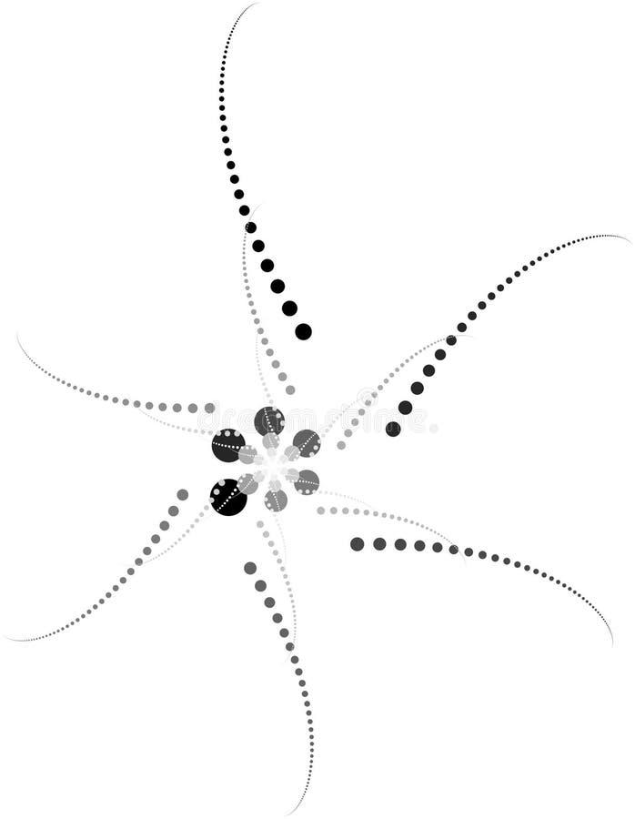 Conceptions de DeHaven illustration de vecteur