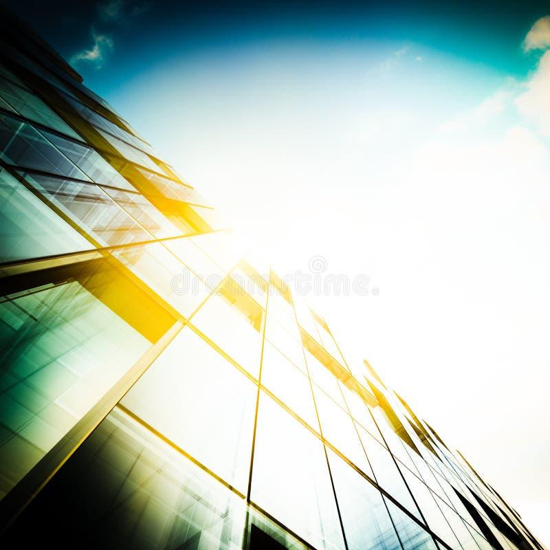Download Concepto Abstracto Del Rascacielos Stock de ilustración - Ilustración de edificio, cristal: 42439899