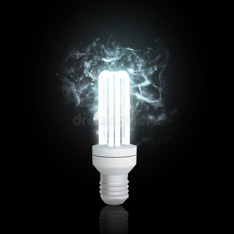 Concepto ahorro de energía fotos de archivo