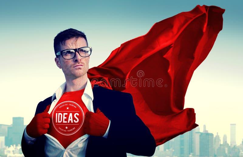 Concepto creativo de Vision del diseño de la aspiración de la inspiración de la idea foto de archivo