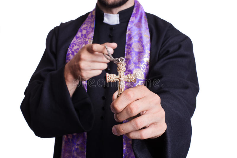 Concepto: Cristianismo foto de archivo libre de regalías