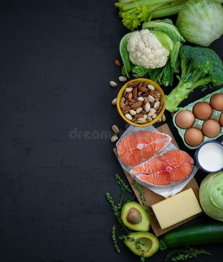 Concepto de alimentos sanos imagen de archivo libre de regalías