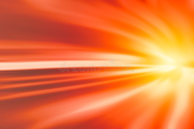 Concepto de alta velocidad del negocio y de la tecnología, falta de definición de movimiento rápida rápida estupenda de la aceler foto de archivo libre de regalías