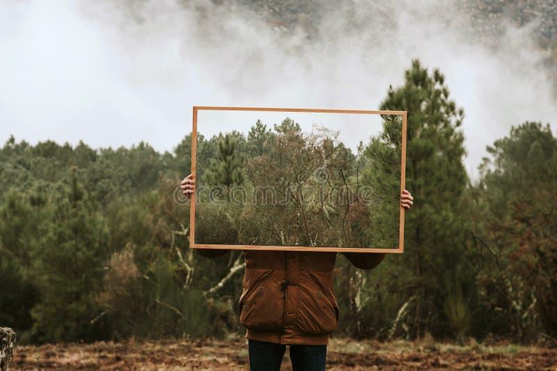 Concepto de ambiente fotografía de archivo libre de regalías