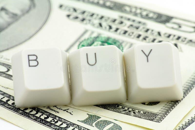 Concepto de compras en línea fotos de archivo