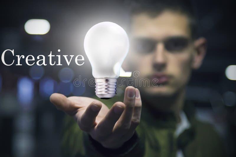 Concepto de creatividad imagen de archivo libre de regalías