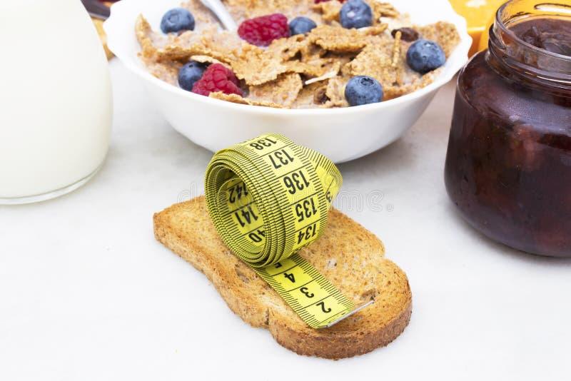 Concepto de dieta fotografía de archivo