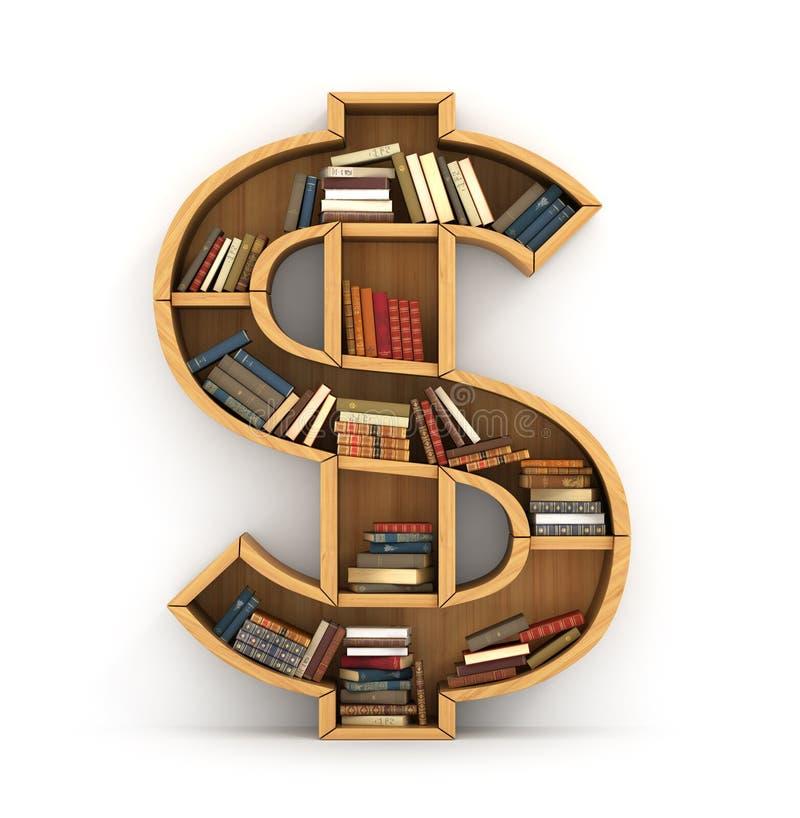 Concepto de dinero stock de ilustración