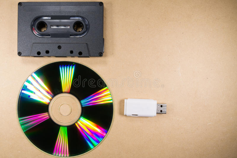 Concepto de evolución de la música imagenes de archivo