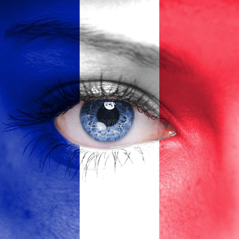 Concepto de Francia imagen de archivo