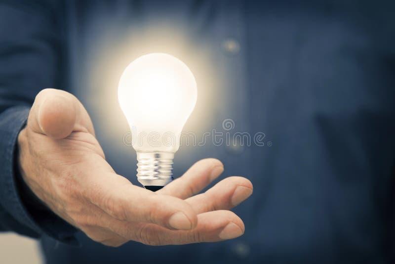 concepto de idea y de creatividad imagen de archivo libre de regalías