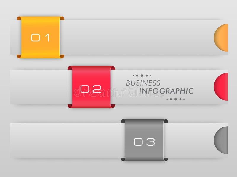 Concepto de infographics del negocio libre illustration