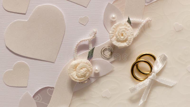 Concepto de la boda fotografía de archivo libre de regalías