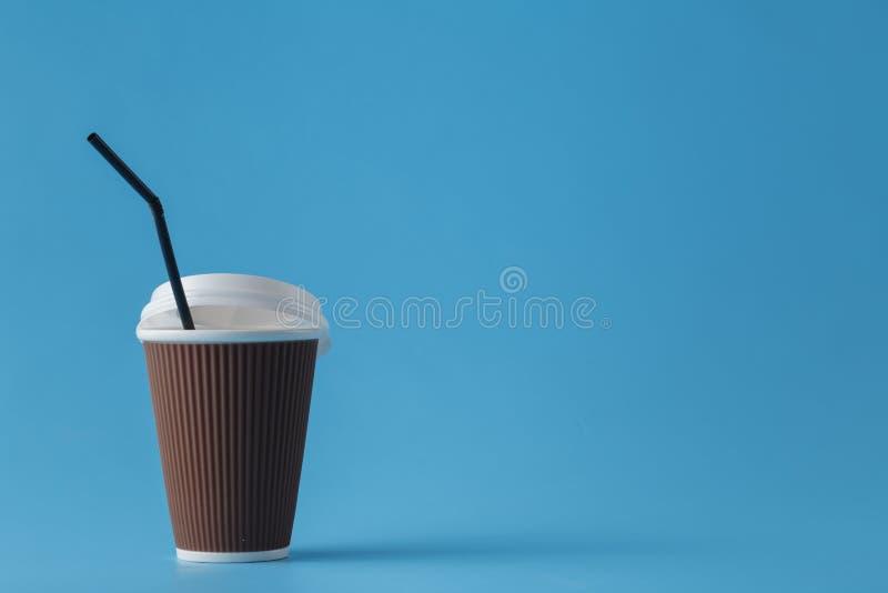 Concepto de la buena mañana Espacio vacío para la inscripción Taza de café imagen de archivo