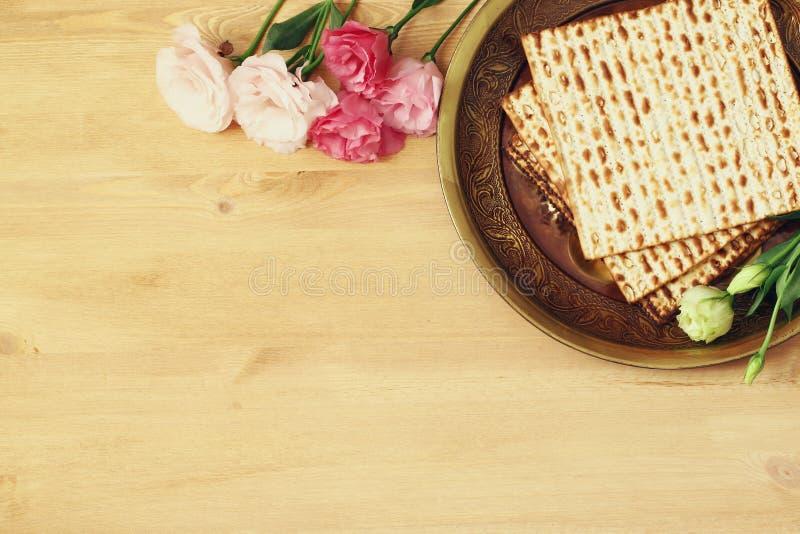 Concepto de la celebración de Pesah y x28; holiday& judío x29 de la pascua judía; imágenes de archivo libres de regalías