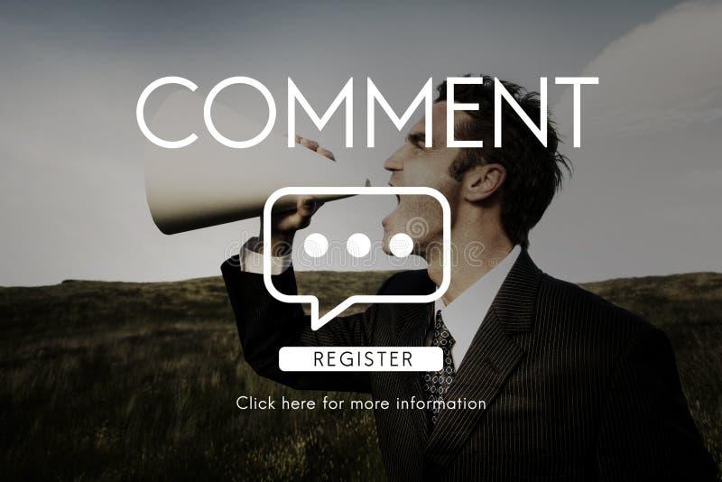 Concepto de la conversación de la conexión de la charla de la comunicación imágenes de archivo libres de regalías