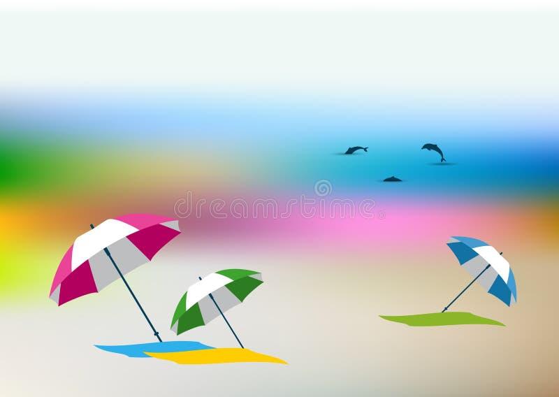 Download Concepto De La Falta De Definición Del Verano Stock de ilustración - Ilustración de relajación, playa: 42443668
