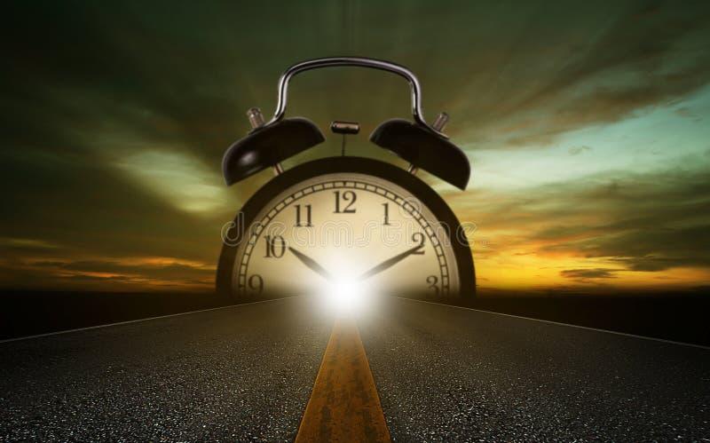 Concepto de la gestión de tiempo fotografía de archivo libre de regalías