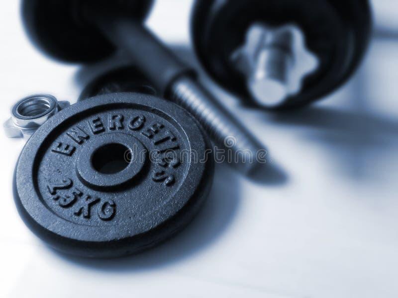 Concepto de la gimnasia imagen de archivo libre de regalías