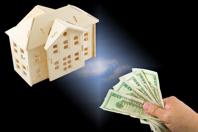 Concepto de la hipoteca fotografía de archivo libre de regalías