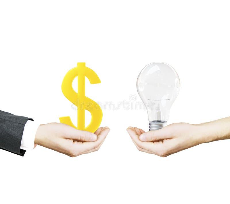 Concepto de la idea de las ventas ilustración del vector