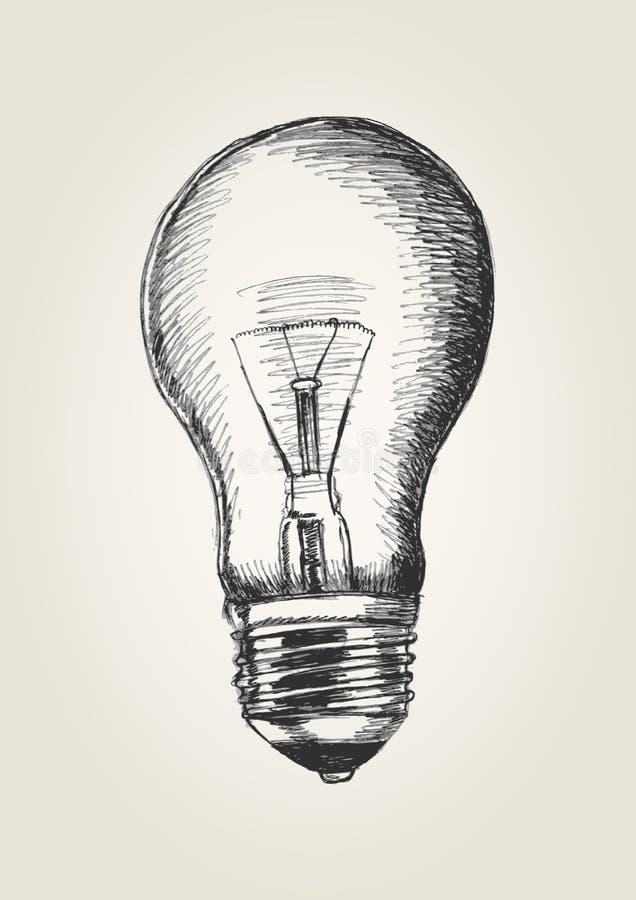 Concepto de la idea, ilustración del vector stock de ilustración