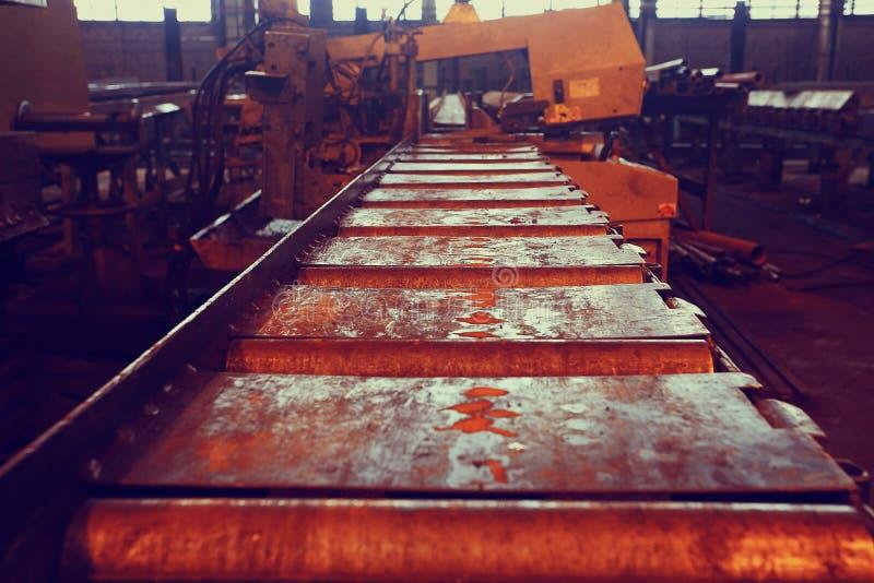 Concepto de la industria de la ingeniería de planta imágenes de archivo libres de regalías