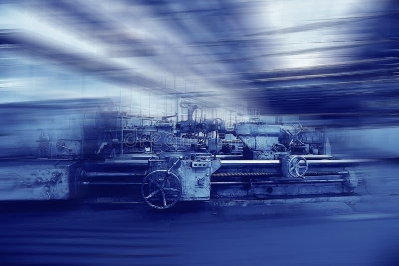 Concepto de la industria de la ingeniería de planta fotos de archivo
