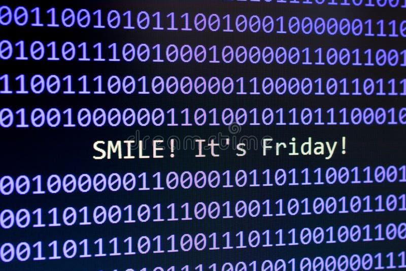 Concepto de la inteligencia artificial d?gitos en la pantalla foto de archivo