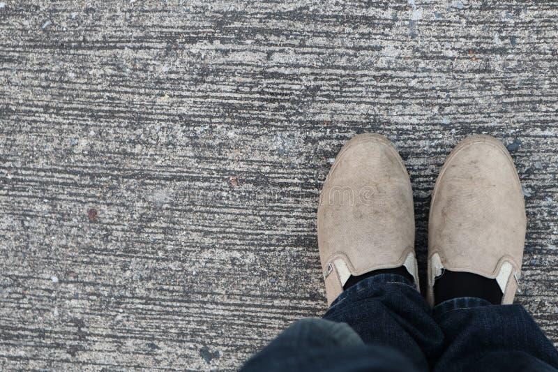 Concepto de la moda del desgaste de la calle imagen de archivo