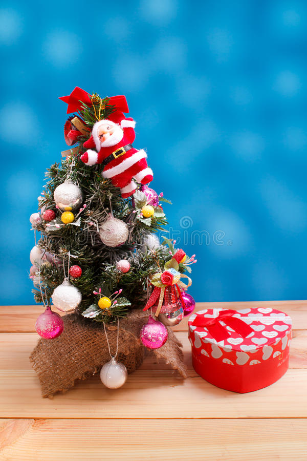 Concepto de la Navidad fotografía de archivo libre de regalías