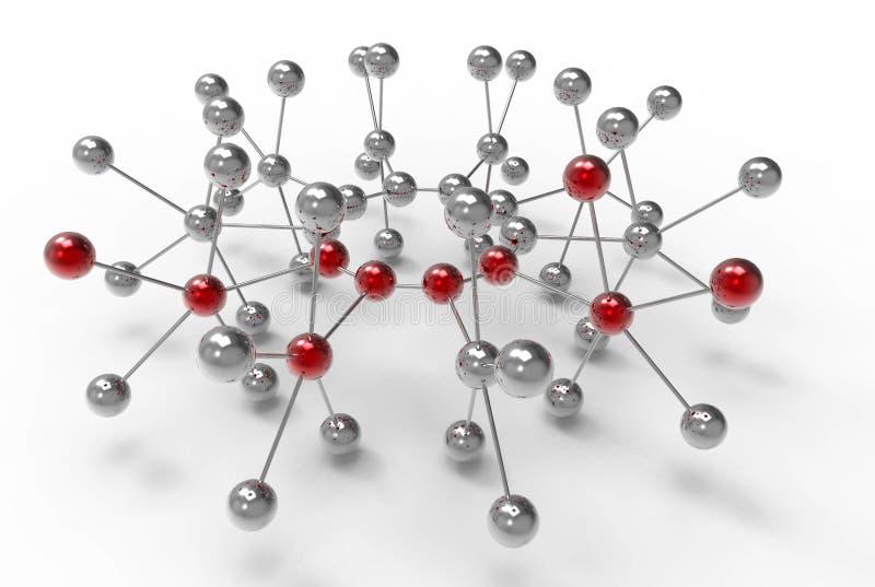 Concepto de la red stock de ilustración