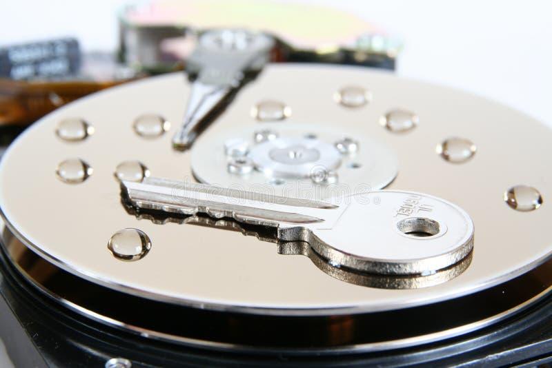 Concepto de la seguridad de datos fotografía de archivo libre de regalías