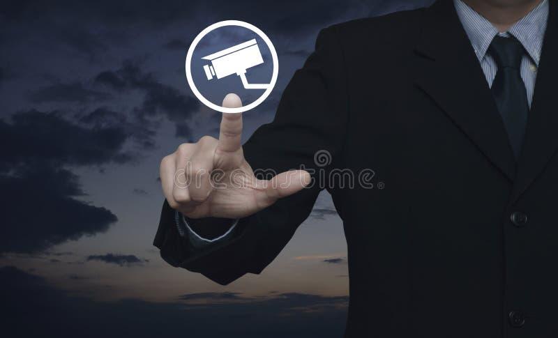 concepto de la seguridad del negocio fotografía de archivo