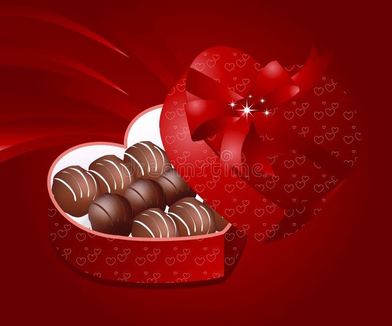 Concepto de la tarjeta del día de San Valentín libre illustration