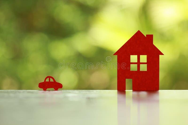 Concepto 6 de las propiedades inmobiliarias fotografía de archivo