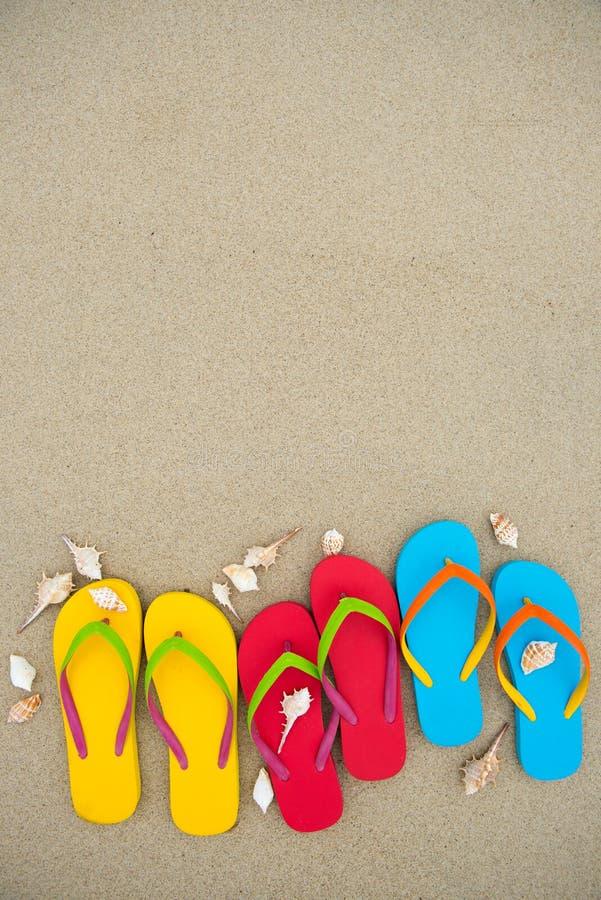 Concepto de las vacaciones de verano foto de archivo libre de regalías