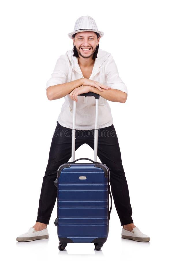 Download Concepto De Las Vacaciones Del Viaje Con Equipaje Foto de archivo - Imagen de sombrero, turismo: 41914132