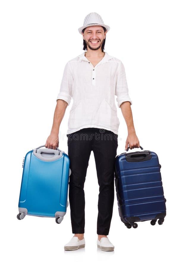 Download Concepto De Las Vacaciones Del Viaje Con Equipaje Foto de archivo - Imagen de diversión, panamá: 41914142