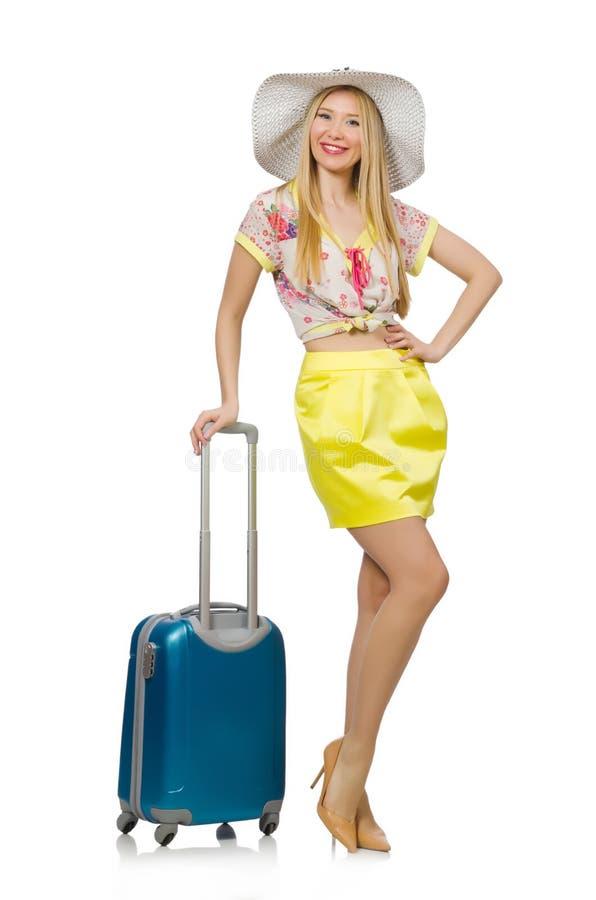 Download Concepto De Las Vacaciones Del Viaje Con Equipaje Foto de archivo - Imagen de feliz, concepto: 41918130