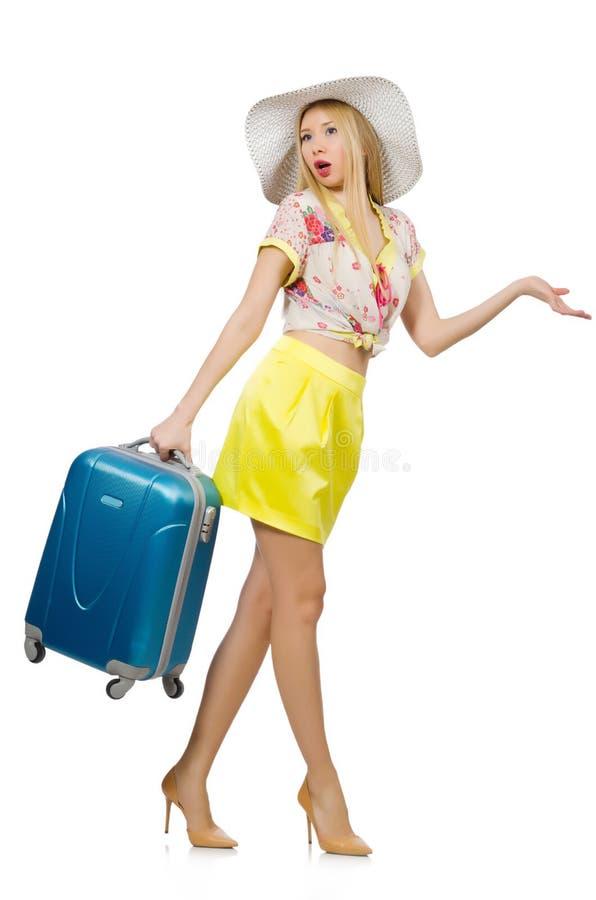 Download Concepto De Las Vacaciones Del Viaje Con Equipaje Imagen de archivo - Imagen de cartera, holiday: 41918265