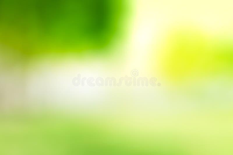 Concepto de las vacaciones de verano: Playa abstracta de la falta de definición con el fondo de la salida del sol del cielo amari stock de ilustración