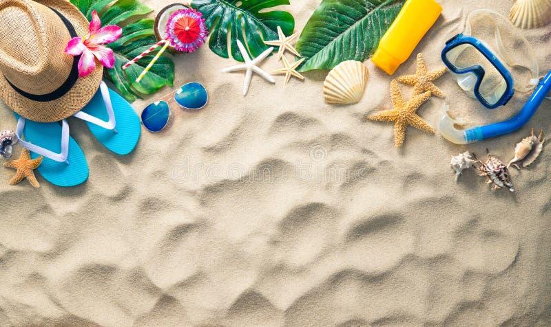 Concepto de las vacaciones de verano fotos de archivo libres de regalías
