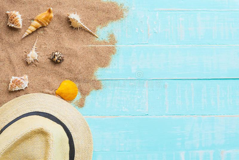 Concepto de las vacaciones de verano y de las vacaciones foto de archivo