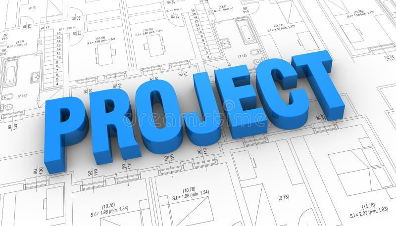 Concepto de propiedades inmobiliarias libre illustration