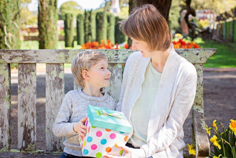 Concepto del día del ` s de la madre fotografía de archivo libre de regalías