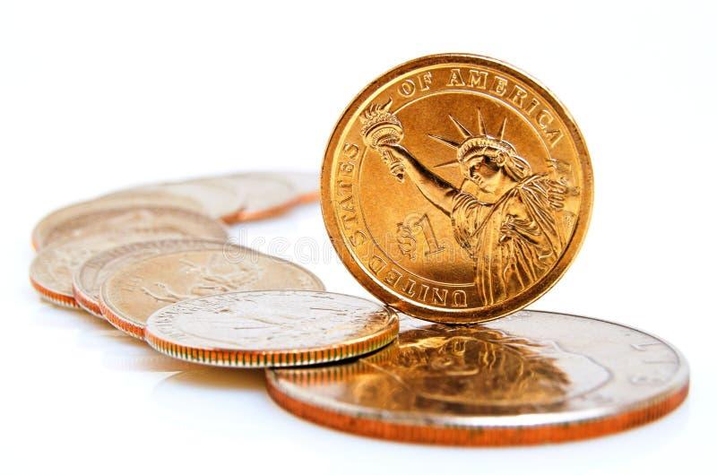 Concepto del dólar de EE. UU. imágenes de archivo libres de regalías