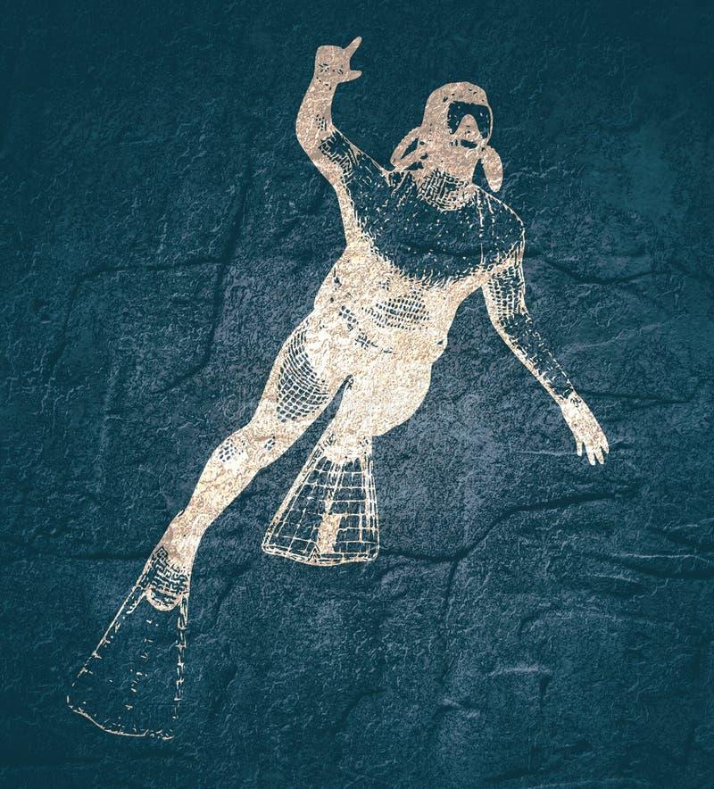 Concepto del deporte del salto imágenes de archivo libres de regalías
